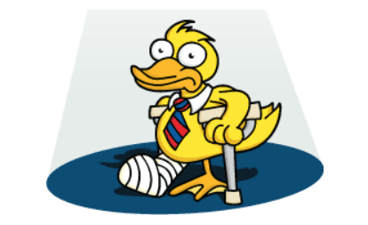 Como reagirá o pato manco?