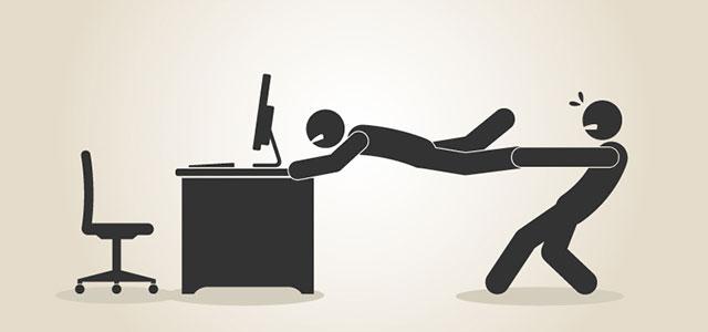 Workaholic tem tratamento?