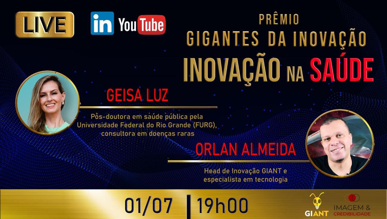 Prêmio Gigantes da Inovação: Inovação na Saúde