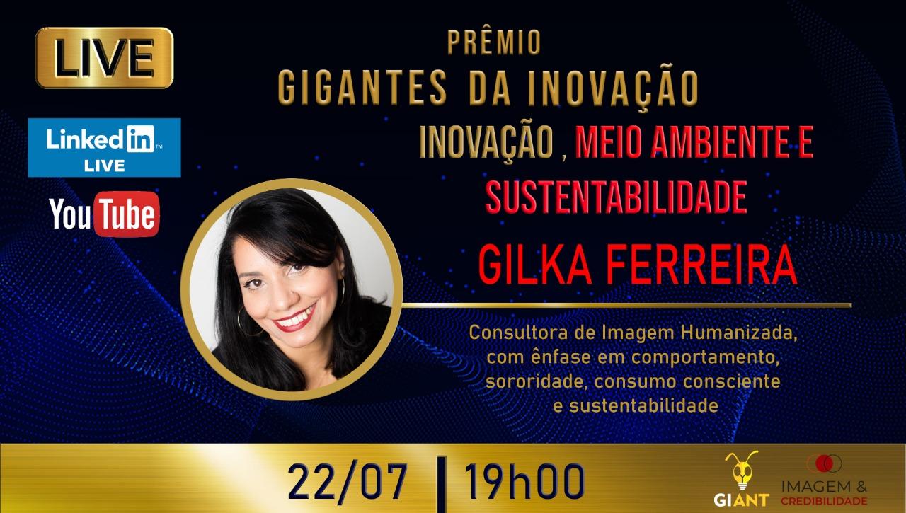 Live Gigantes da Inovação: Inovação, Meio-Ambiente e Sustentabilidade