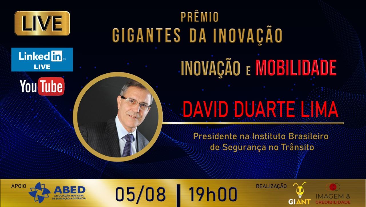 Live Gigantes da Inovação: Inovação e Mobilidade